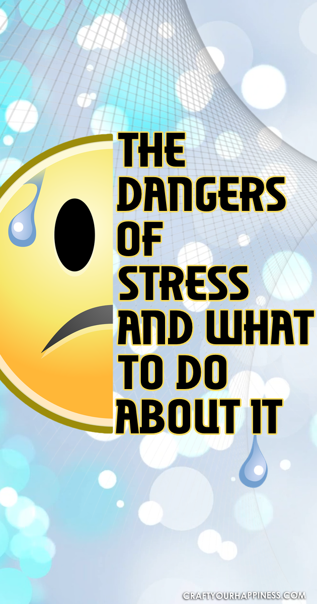 Worried about the levels of stress that you are currently struggling within your life? Learn about the Dangers Of Stress And What To Do