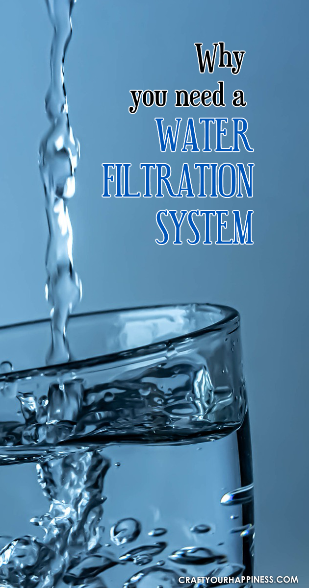A water filtration system for drinking and household water protects you from several illnesses caused by contaminants and impurities in the water supply.