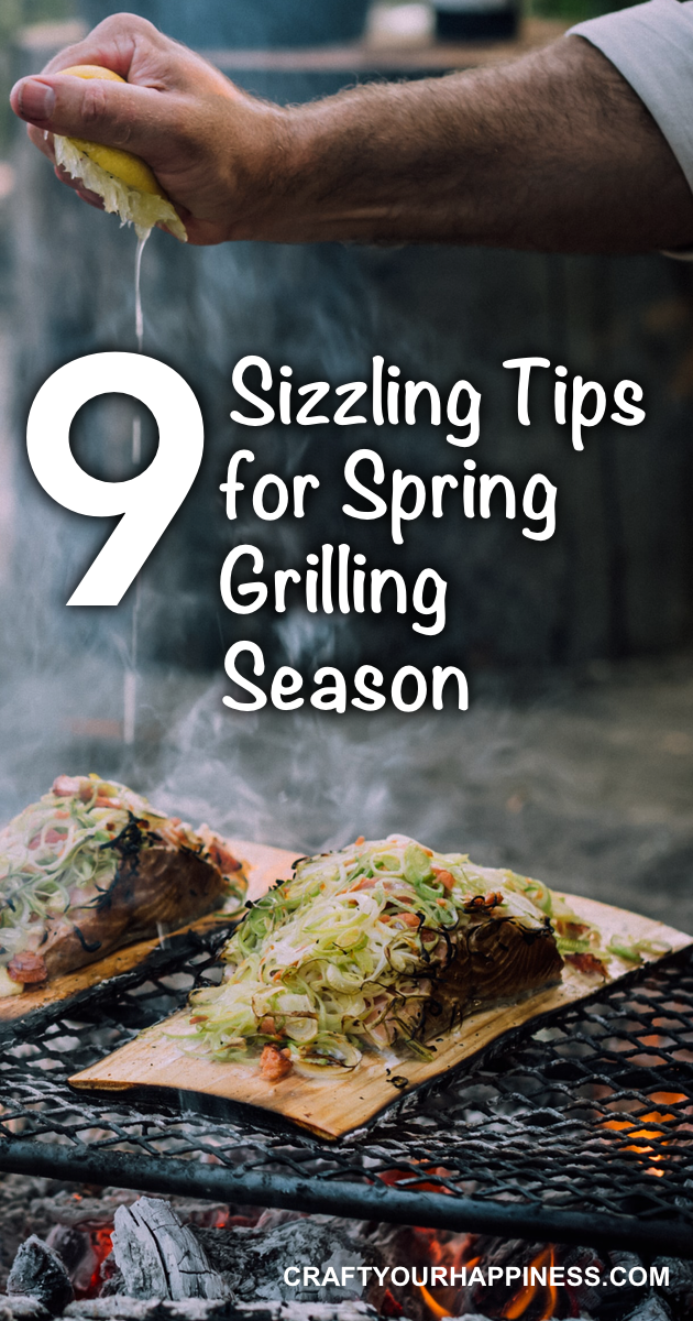 It won't be wrong to call spring season the grilling season. This article will provide you with tips to make your grilled food tastier.