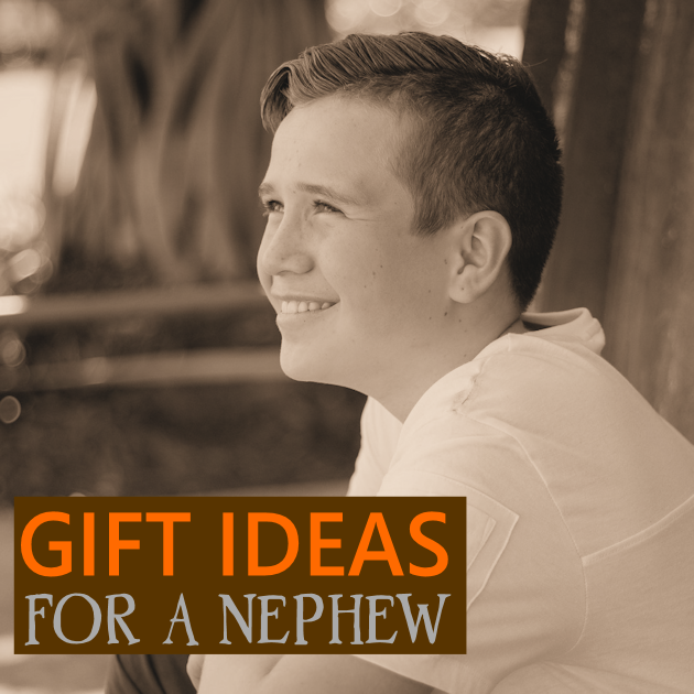 3 Gift Ideas for Your Teenage Nephew