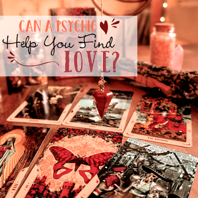 How Can a Psychic Help You Find Love?